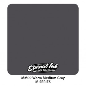 Eternal Ink 30ml - Warm Medium Gray