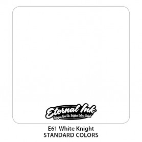 Eternal Ink 30ml - White Knight