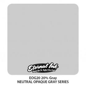 Eternal Ink 60ml - Neutral Gray 20
