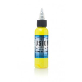 Fusion Ink - Neon Yellow 1oz