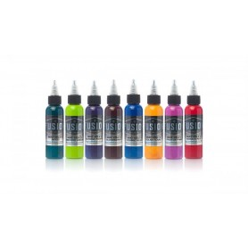 Fusion Ink Set Mike Cole -Signature Palette - 8x30ml (1oz)