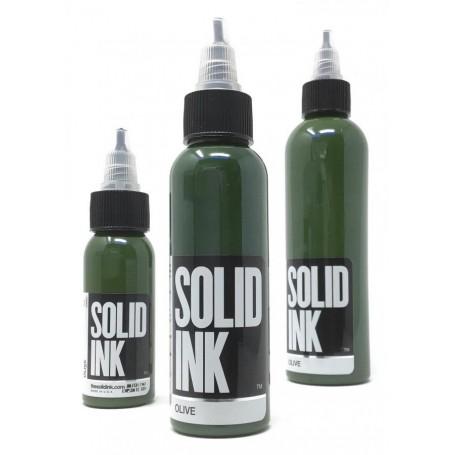 Olive - Solid Ink 1oz