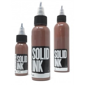 Taupe - Solid Ink 1oz