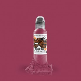 World Famous Ink 30ml - Pancho Pink
