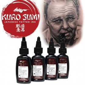 Kuro Sumi Zhang Po Greywash Shading Set 4 x 30ml