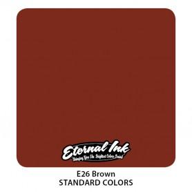 Eternal Ink 30ml - Brown - Exp04/16/23