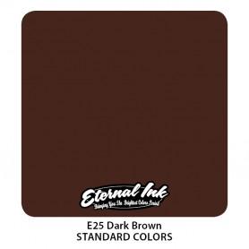 Eternal Ink 30ml - Dark Brown - Exp02/19/23