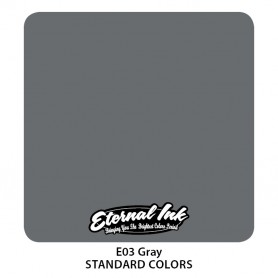 Eternal Ink 30ml - Gray - Exp04/18/23