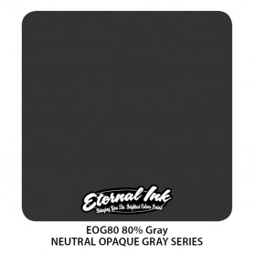 Eternal Ink 30ml - Neutral Gray 80 - Exp03/08/23