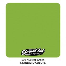 Eternal Ink 30ml - Nuclear Green - Exp04/08/23
