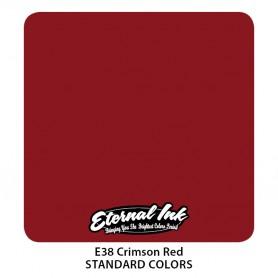 Eternal Ink 30ml - Crimson Red - Exp04/08/23