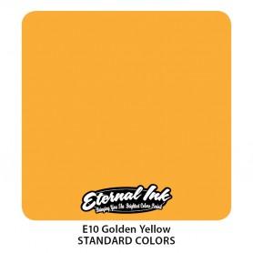 Eternal Ink 30ml - Golden Yellow - Exp12/25/22