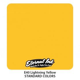 Eternal Ink 30ml - Lightning Yellow - Exp04/09/23