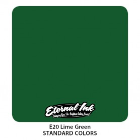 Eternal Ink 30ml - Lime Green - Exp04/15/23