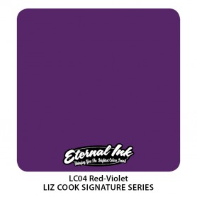 Eternal Ink 30ml - Red Violet - Exp06/13/23