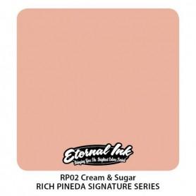 Eternal Ink 30ml - Cream & Sugar - Exp01/25/23