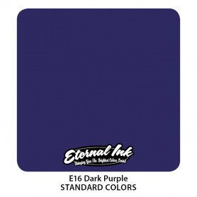 Eternal Ink 30ml - Dark Purple - Exp03/25/23