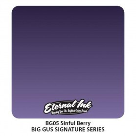 Eternal Ink 30ml - Sinful Berry - Exp01/21/22