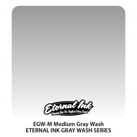 Eternal Ink 60ml - Medium Gray Wash - Exp12/04/22
