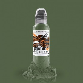 World Famous Ink 30ml - Grey Glutton Exp10/20