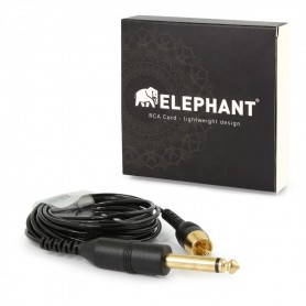 Elephant Rca straight - Black