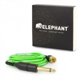 Elephant Rca straight - Green