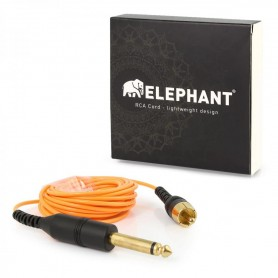 Elephant Rca straight - Orange