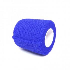 Benda Coadesiva Per Bendaggio Grip - Blu