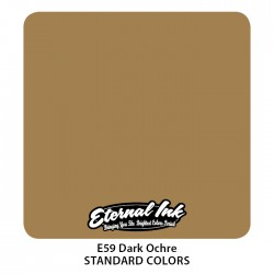 Eternal Ink 30ml - Dark Ochre