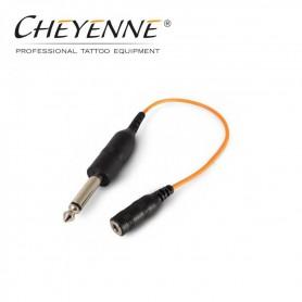 Cavo Adattatore Cheyenne Headphone Plug 6.3mm jack 3,5mm