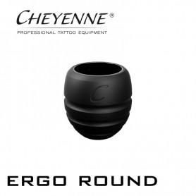 Cheyenne Disposable Grip Hawk Pen - Ergo Round - 6pz