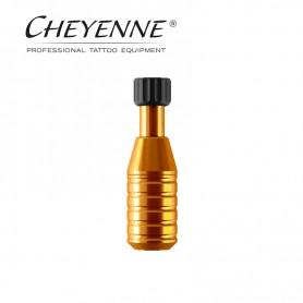 Cheyenne Hand Grip One Inch - 25mm - Orange