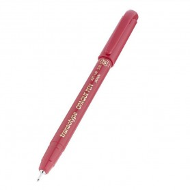 Opaque Pen 0,1mm ultrafine Red