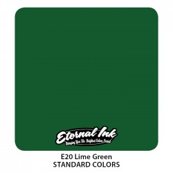 Eternal Ink 30ml - Lime Green