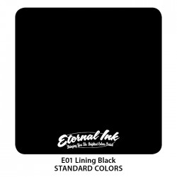 Eternal Ink 30ml - Lining  Black