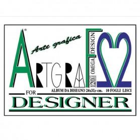Album ARTGRAF F2 24X33 10 FOGLI LISCIO