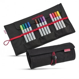 Astuccio SenseBag per 18 Copic