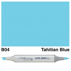 B04 Copic Sketch Tahitian Blue