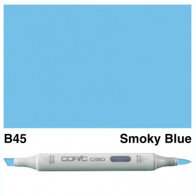 B45 Copic Ciao Smoky Blue