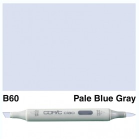 B60 Copic Ciao Pale Blue Gray
