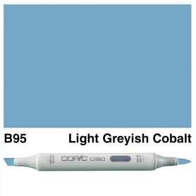 B95 Copic Ciao Light Grayish Cobalt