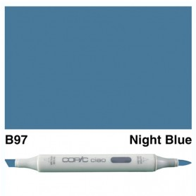 B97 Copic Ciao Night Blue