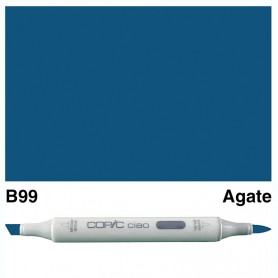 B99 Copic Ciao Agate