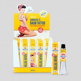 BALM TATTOO Sunblock 75 - 30g Display 20 Unitá