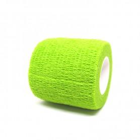 Benda Coadesiva Per Bendaggio Grip - Verde