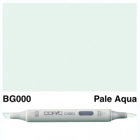 BG000 Copic Ciao Pale Aqua