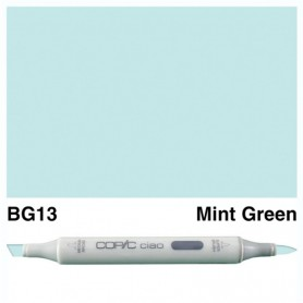 BG13 Copic Ciao Mint Green