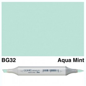 BG32 Copic Sketch Aqua Mint