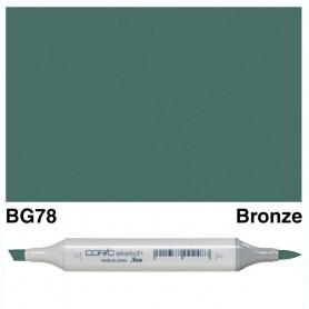 BG78 Copic Sketch Bronze