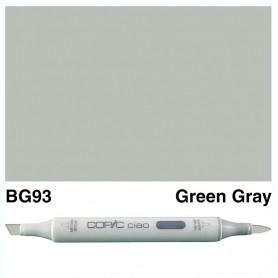 BG93 Copic Ciao Green Gray